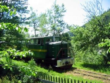 Про Карпатський трамвайчик